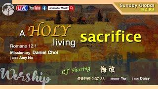 May 30th 2021   Landmarker Live Worship   Landmarker Ministry