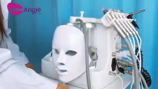 8 in 1 hydro facial machine SPA17
