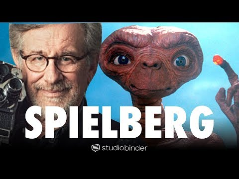 Steven Spielberg Directing Style Explained [Point of Thought