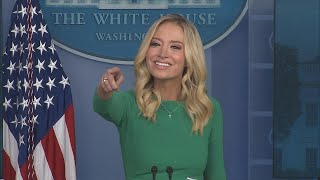 11/20/20: Press Secretary Kayleigh McEnany Holds a Press Briefing