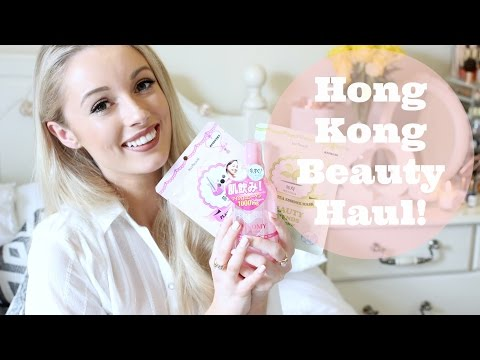 Hong Kong Beauty & Home Haul  | SaSa Makeup  |  Fashion Mumblr