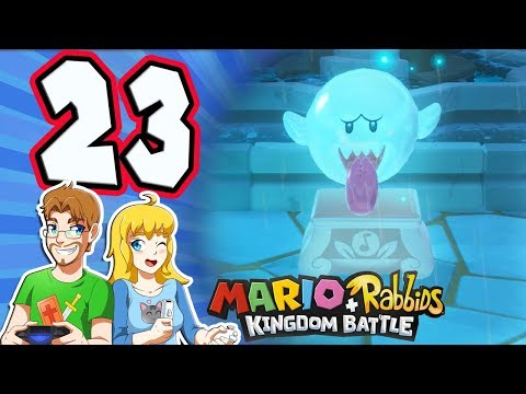Mario + Rabbids Kingdom Battle - Walkthrough Part 23 Last Relic of Goodness