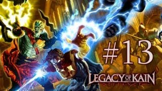 Legacy of Kain: Defiance #13 [Неназываемый и дуэль с Каином]