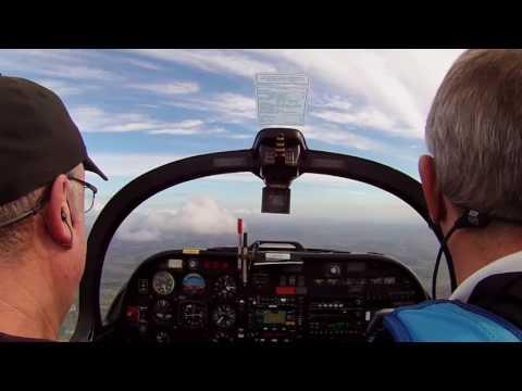 Slingsby Aerobatics 7 March 2017