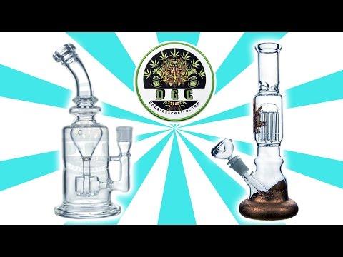 DGC Electroformed Beaker Bong & Incycler Rig!