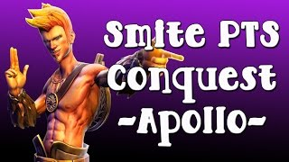 SMITE PTS Adventures Ep. 3 - Apollo Duo Lane