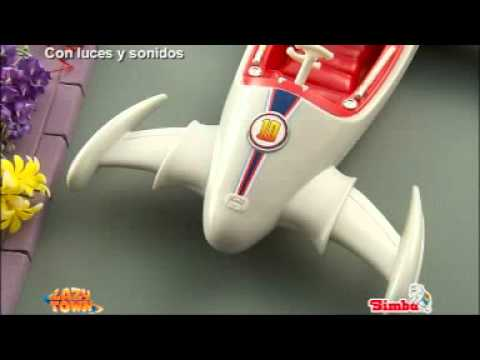 LAZY TOWN AEROCAPSULA 20.mpg - YouTube
