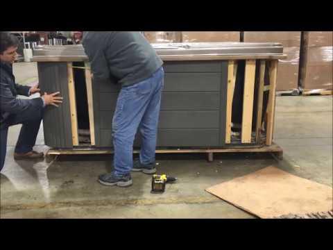Confer Plastics Restor-a-Spa Kit installation video