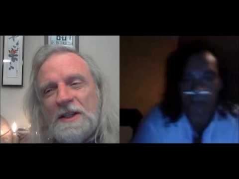 20-12-2013: NATIVE AUSTRALIAN, JAGAMARA, HAS FIRST CONVERSATION WITH THE PARADOXMAN