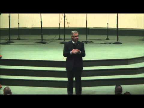 The Men's Ministry presents Jim Tressel