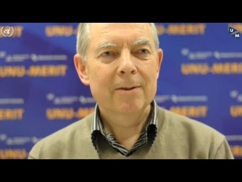 The Economics of Knowledge and Innovation: Pierre Mohnen