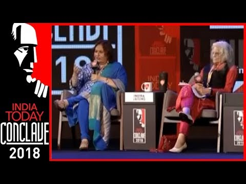 More Representation For Women In Judiciary: SC Adv Indira Jaising | India Today Conclave 2018