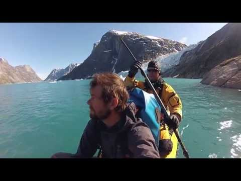 Andy Mann Shooting in Greenland
