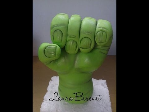 Mao Do Hulk Em Biscuit Youtube