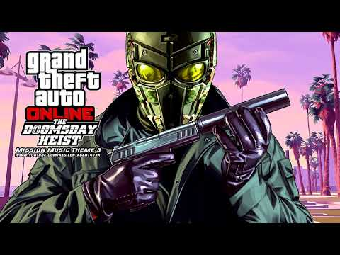 Grand Theft Auto Gta V/5 Online: The Doomsday Heist