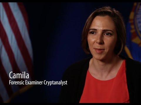 FBI Careers: Forensic Examiner - Cryptanalyst