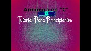 AMAZING GRACE tutorial armnica en C