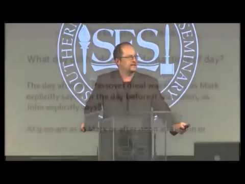 Dr. Bart Ehrman: Bible's Gospels Unreliable, Contradictory ...