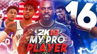 NBA 2K19 🏀 ► MY PRO PLAYER #16 LA FORCE EST EN NOUS