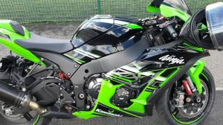 ZX10R 2016  1000 Mile Review  Honest with Good  Bad