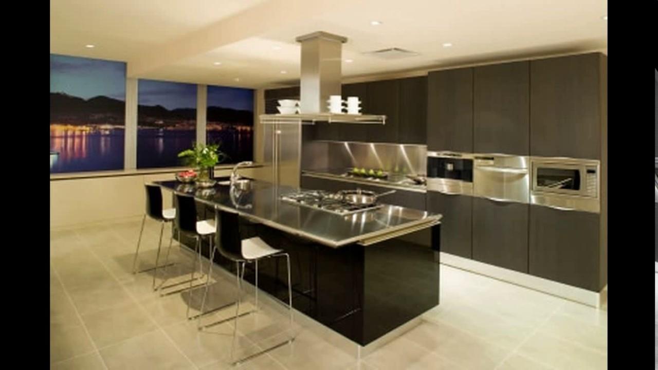 small kitchen design nz - youtube