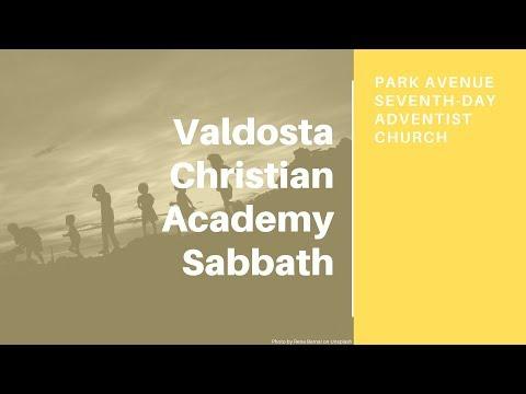 Valdosta Christian Academy Special Service