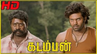 Video Goons fire against Arya | Kadamban Climax Scene | Arya uses elephants to fight with goons download MP3, 3GP, MP4, WEBM, AVI, FLV Agustus 2019
