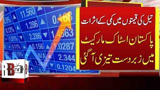 Pakistan Stock Exchange: Stock Market Gains 636 Points | Stock Market | PSX | KSE | Stock Trading