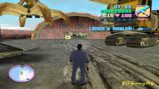 GTA Vice City - Mission 20 - Death Row (PC)