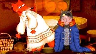Сказки - Мультики для детей | Гора самоцветов - Кот и Лиса