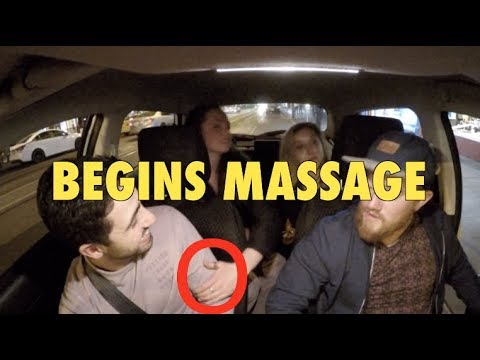 She gave me a massage... (Funny Uber Rides)