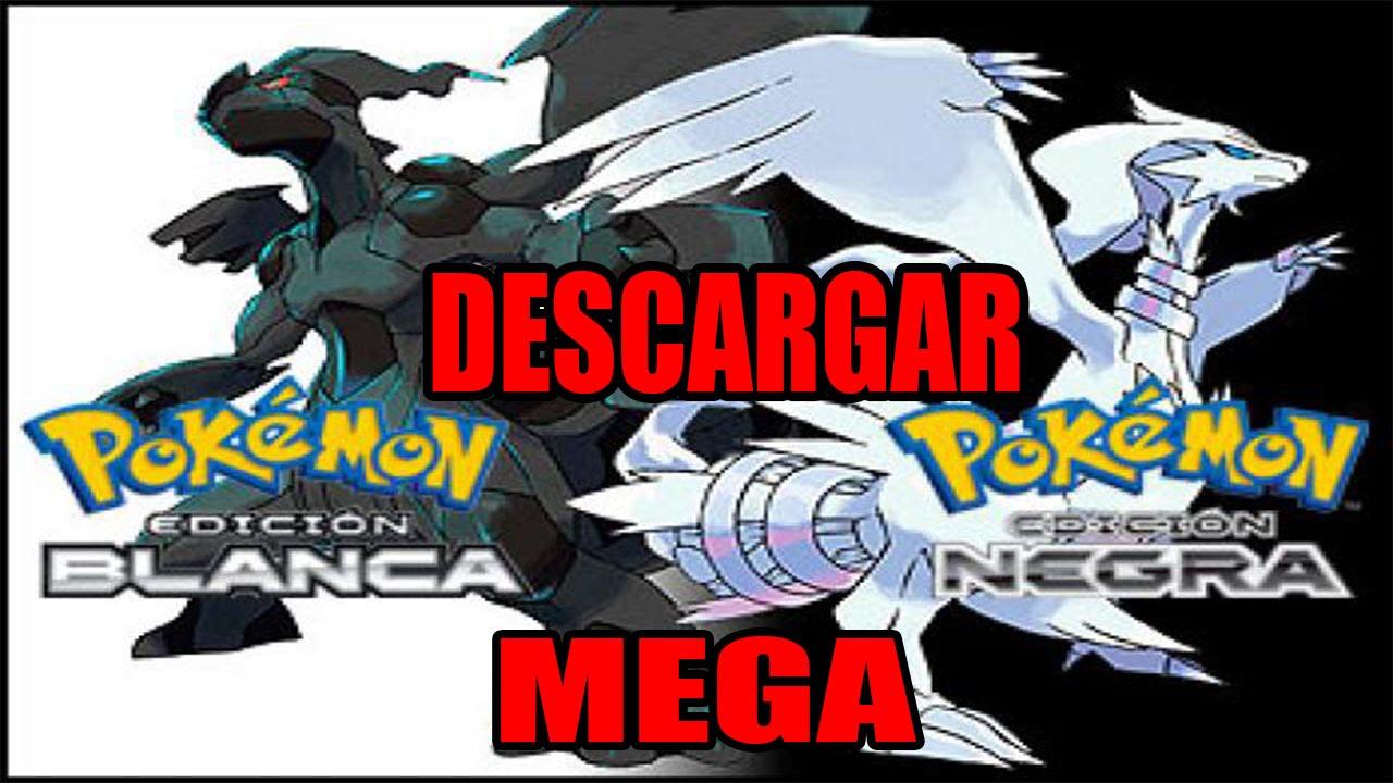 descargar pokemon negro y blanco para pc
