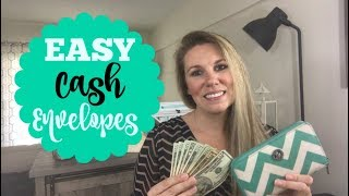Stuffing Our May 2018 Cash Envelopes | Dave Ramsey Cash Envelope System