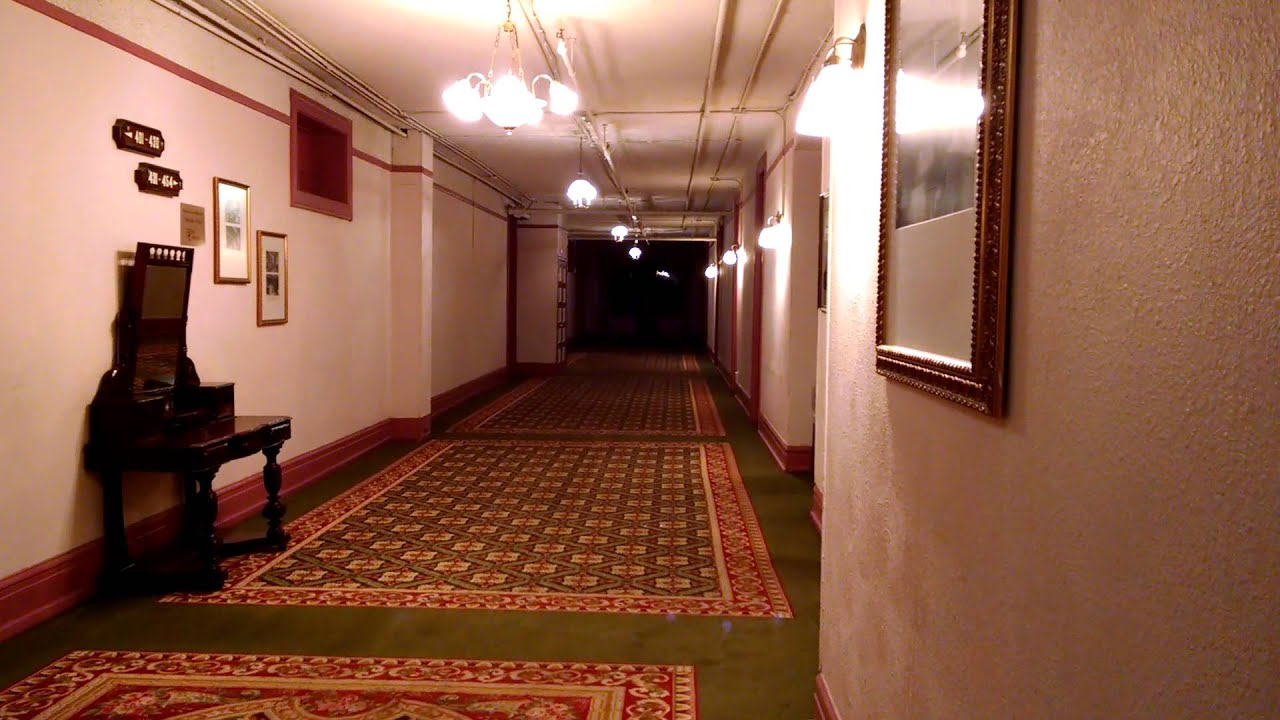 Hotel Colorado Haunted Rooms
