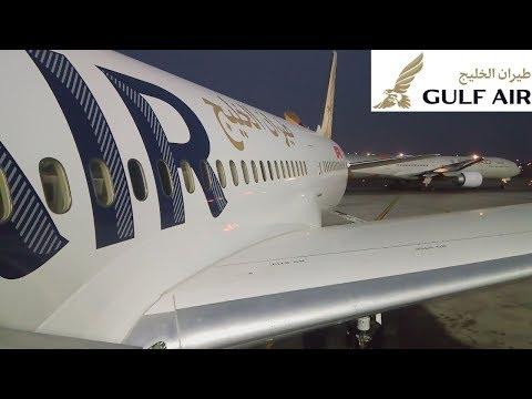 Gulf Air Boeing 787-9 Jeddah To Bahrain Trip Report