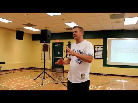 Pastor Josh Pitka -  My Storey