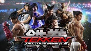 The Tekken Tag Tournament 2 Kazama/ Mishima Story [HD]