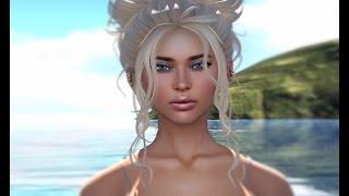 LeLutka Bianca Bento Mesh Head in Second Life