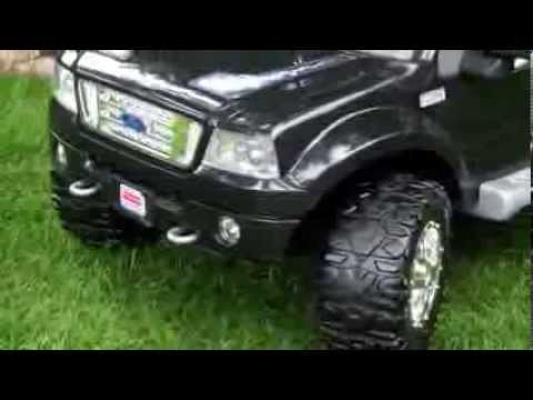 Fisher-Price® Ford F150 Pickup Battery Powered Riding Toy - Product Review Video