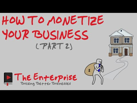 Learn How to Monetize (Part 2) - The Art of Profitability by Adrian Slywotzky