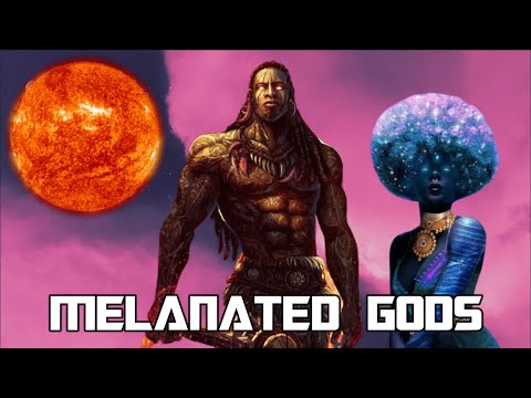 MELANATED GODS 👁 : Its your DNA , The 3rd Dimension, Everything is Neutral, The Law of Duality