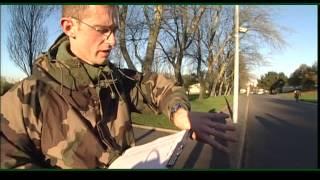 recrutement CAT fusilier marin 2005