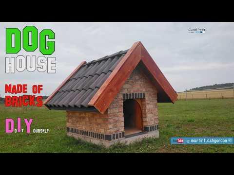 How to built a dog house | DIY