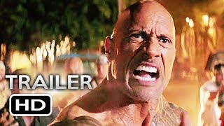 HOBBS AND SHAW: FAST & FURIOUS Official Trailer 2 (2019) Dwayne Johnson Action Movie HD