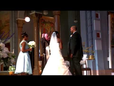 A Black Roman Catholic Wedding