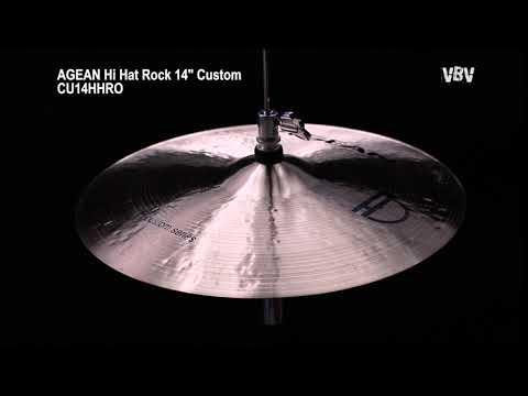 "Hi Hat Rock 14"" Custom video"