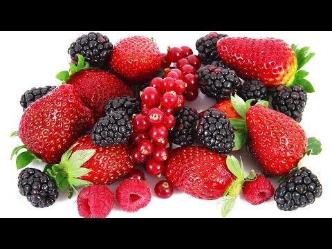 Чем полезны ягоды? Школа здоровья 19/07/2014 GuberniaTV