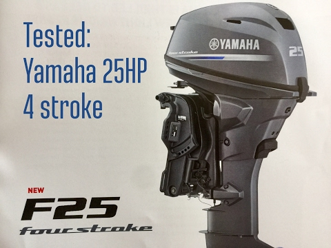Tested: Yamaha F25 Launched to the Australian Market