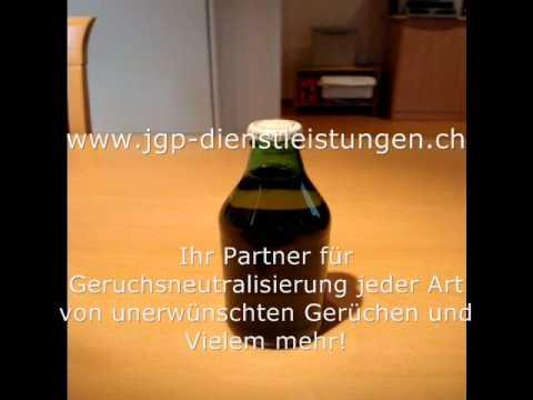 neutralisieren und entfernen von butters ure geruch in flasche youtube