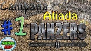 Codename Panzers 2 - Campaña Aliada | Misión 1: El Alamein